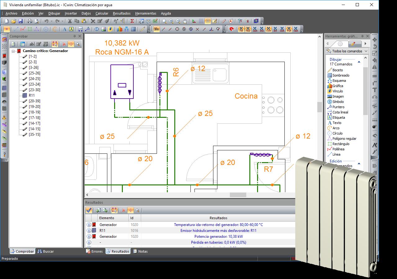Online Cad Software Projeto De Instala 231 245 Es De 225 Gua Gelada Ou De Aquecimento