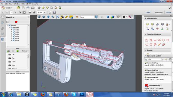 Tetra 4D - Conversor de PDF 3D