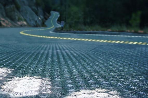 Solar Roadways propõe transformação para rodovias