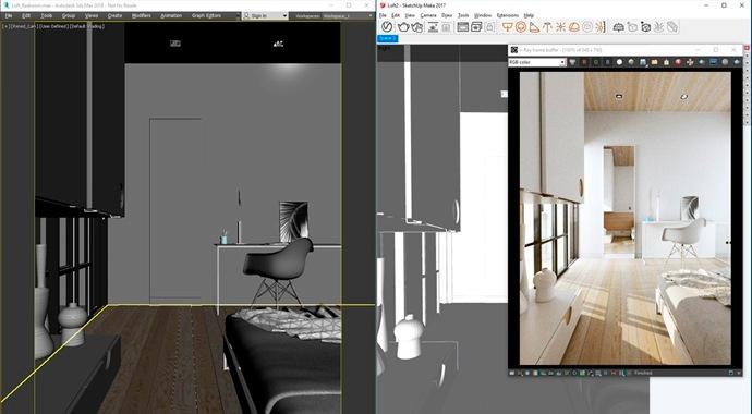 V-Ray para SketchUp
