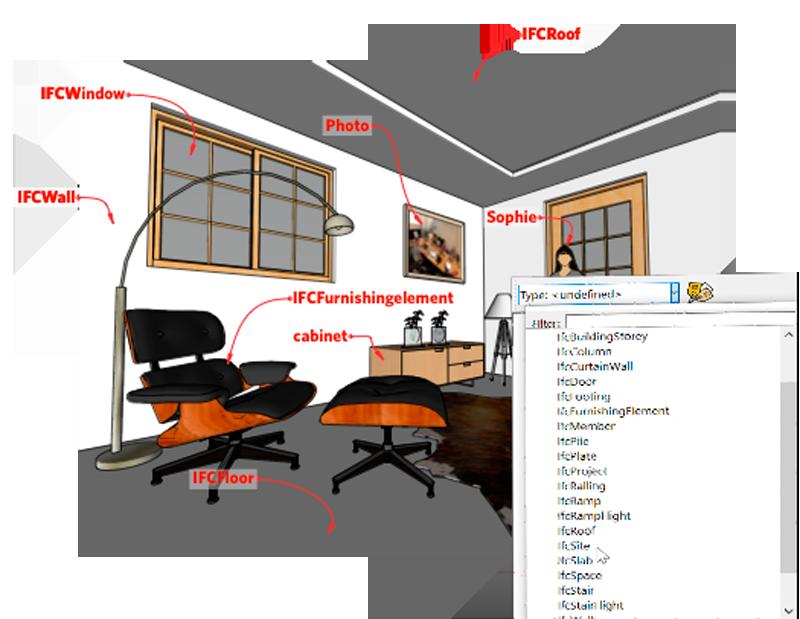 diferenciais do SketchUp Pro