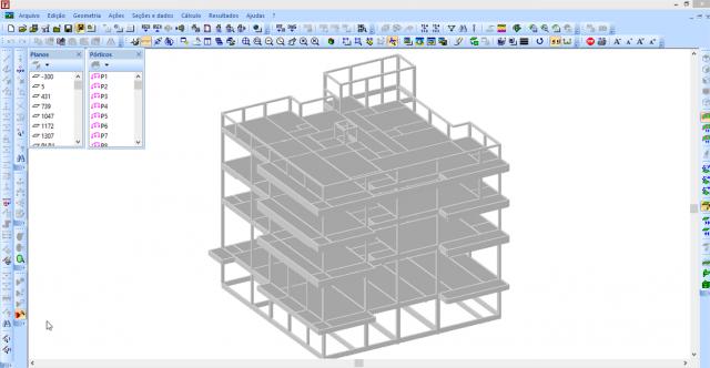 interface tricalc concreto